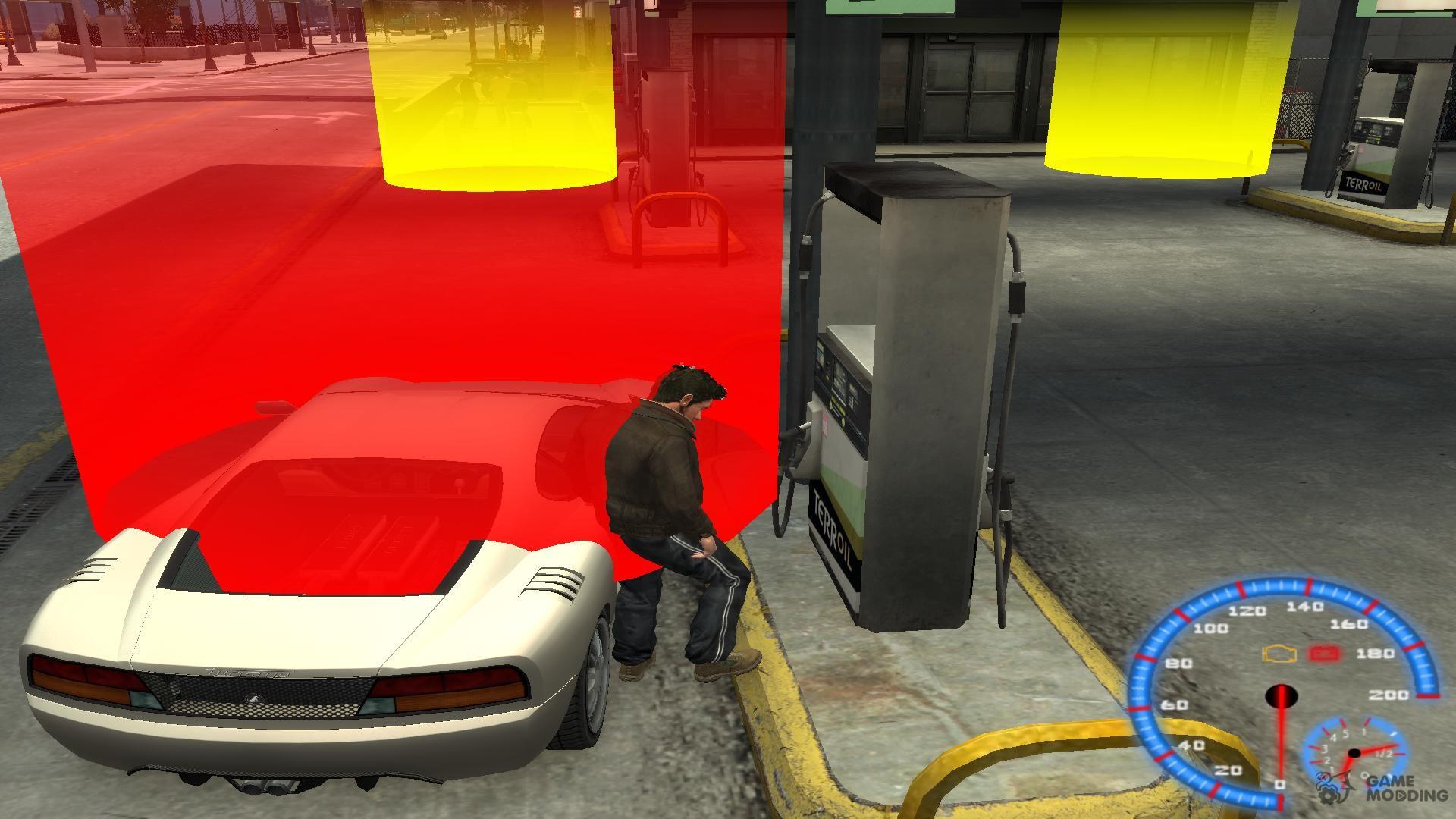 Скачать мод бензин в gta 4