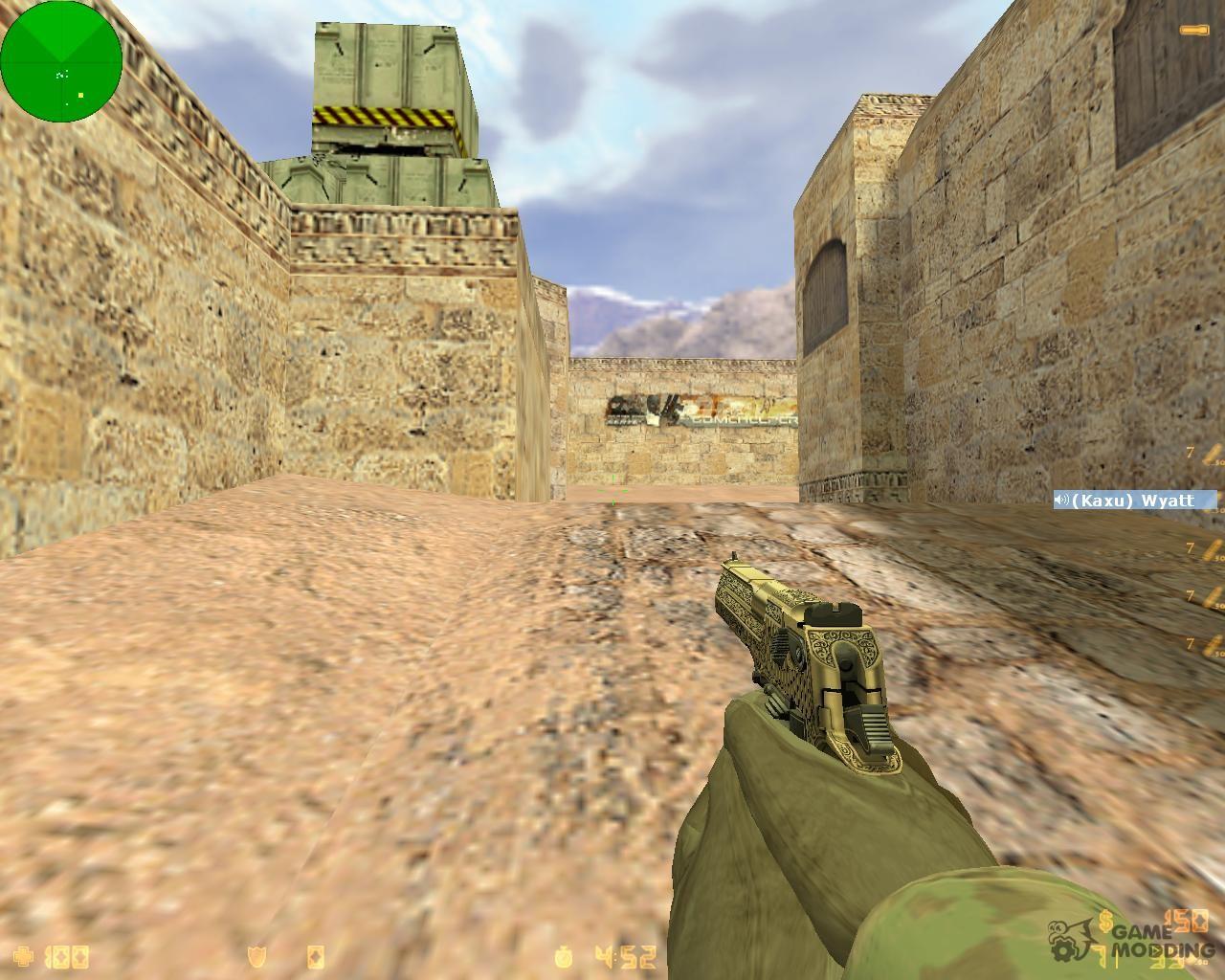 Модели оружия для cs 1. 6.