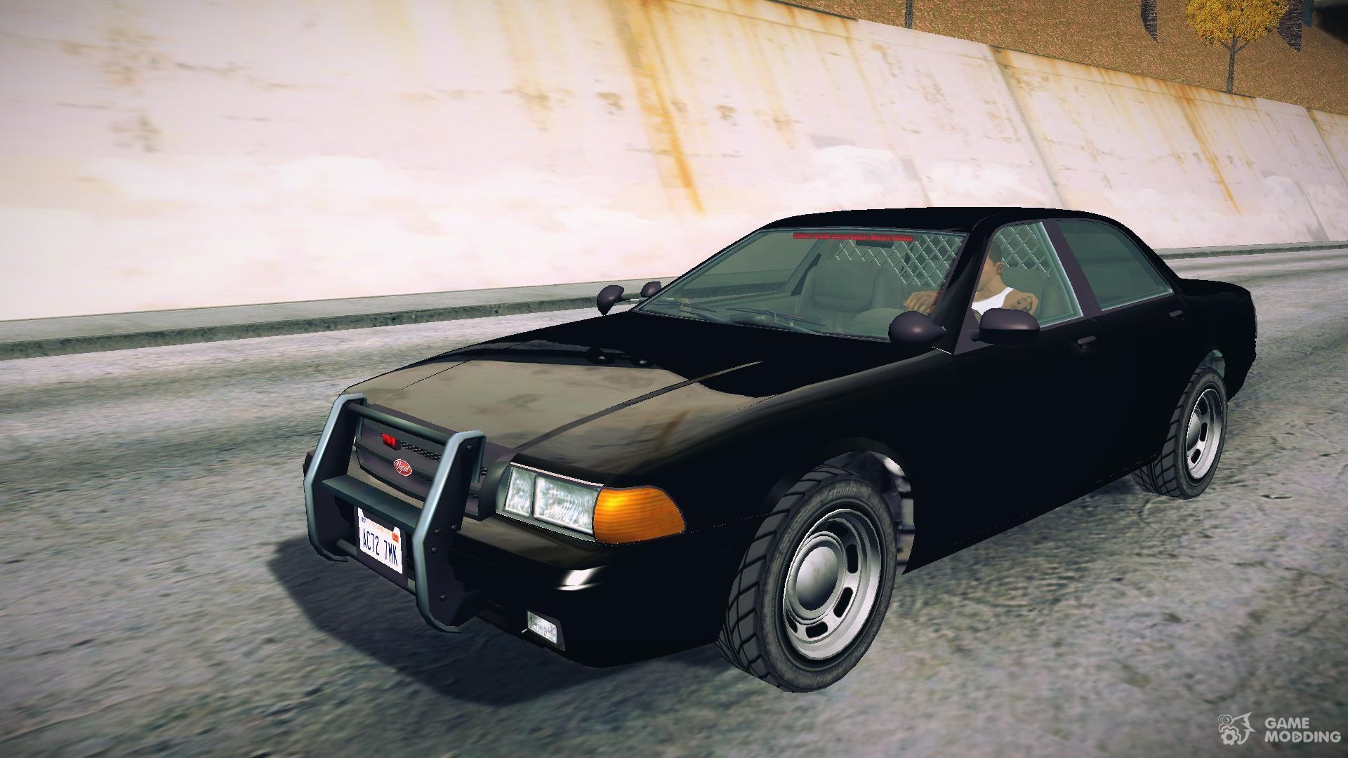 Unmarked police car gta 5 - Gta V Unmarked Police Cruiser For Gta San Andreas