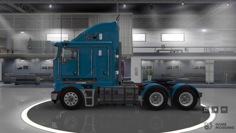 kenworth k200 for euro truck simulator 2. Black Bedroom Furniture Sets. Home Design Ideas