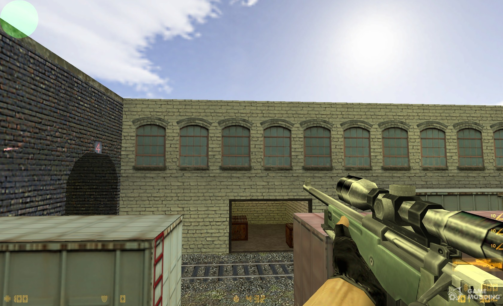 Awp Re-Textured for Counter-Strike 1.6