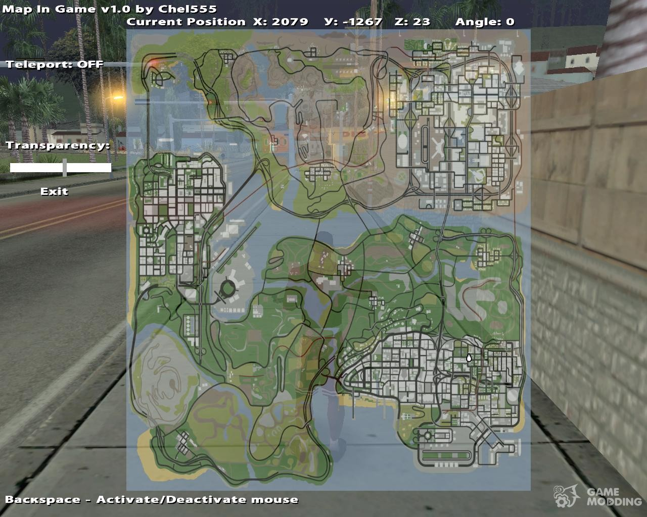 Map in Game v1 for GTA San Andreas San Andreas Map on gta 4 map, vice city map, andreas fault map, san miguel map, west coast fault line map, doom map, san andres map, gta 2 map, san gorgonio map, gta 5 grove street map, san lorenzo valley map, liberty city map, gta 1 map, gta 3 map, calaveras county map, saints row map, gta v map, the golden compass map, city of san antonio map, grand theft auto iv map,