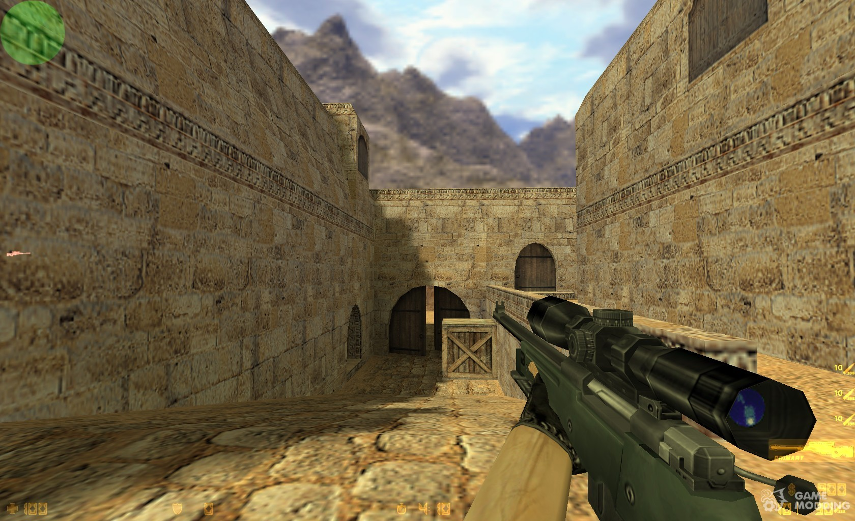 AWP RE-Animated for Counter-Strike 1.6