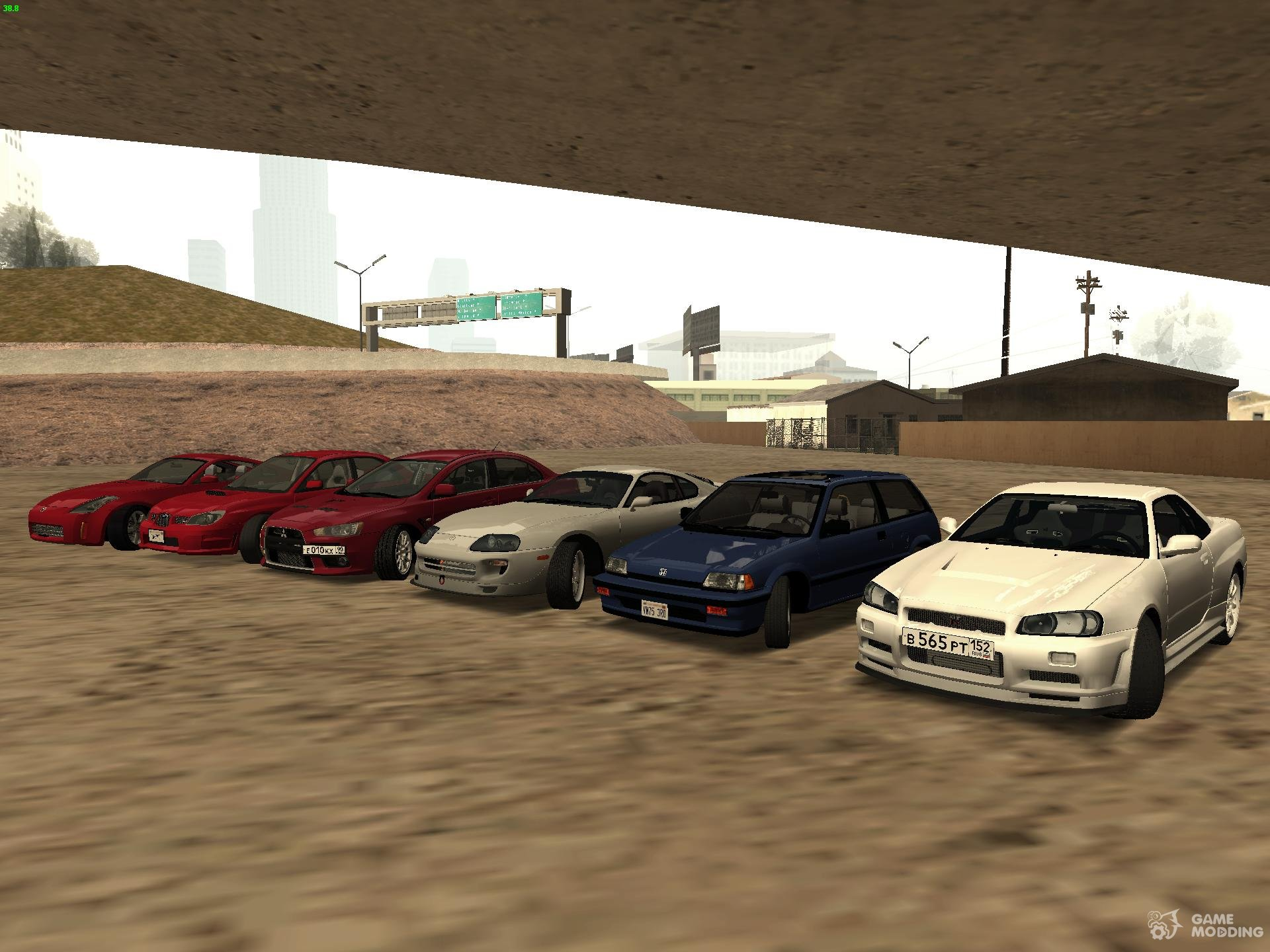 Street Racers Pack Para Gta San Andreas