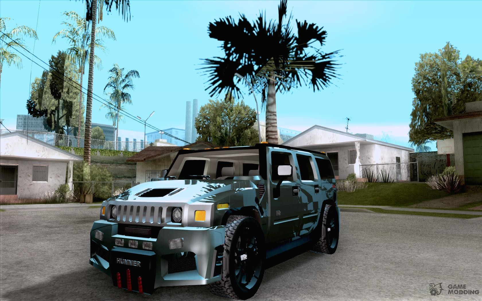 hummer h2 car tuning for gta san andreas. Black Bedroom Furniture Sets. Home Design Ideas