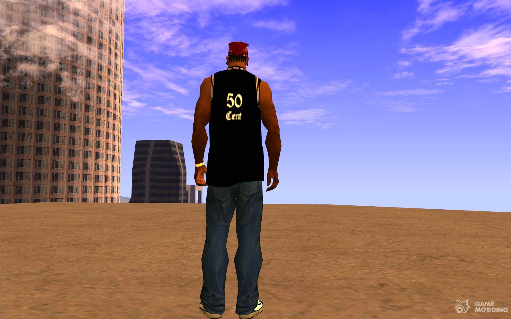 Nike Shoes for GTA San Andreas