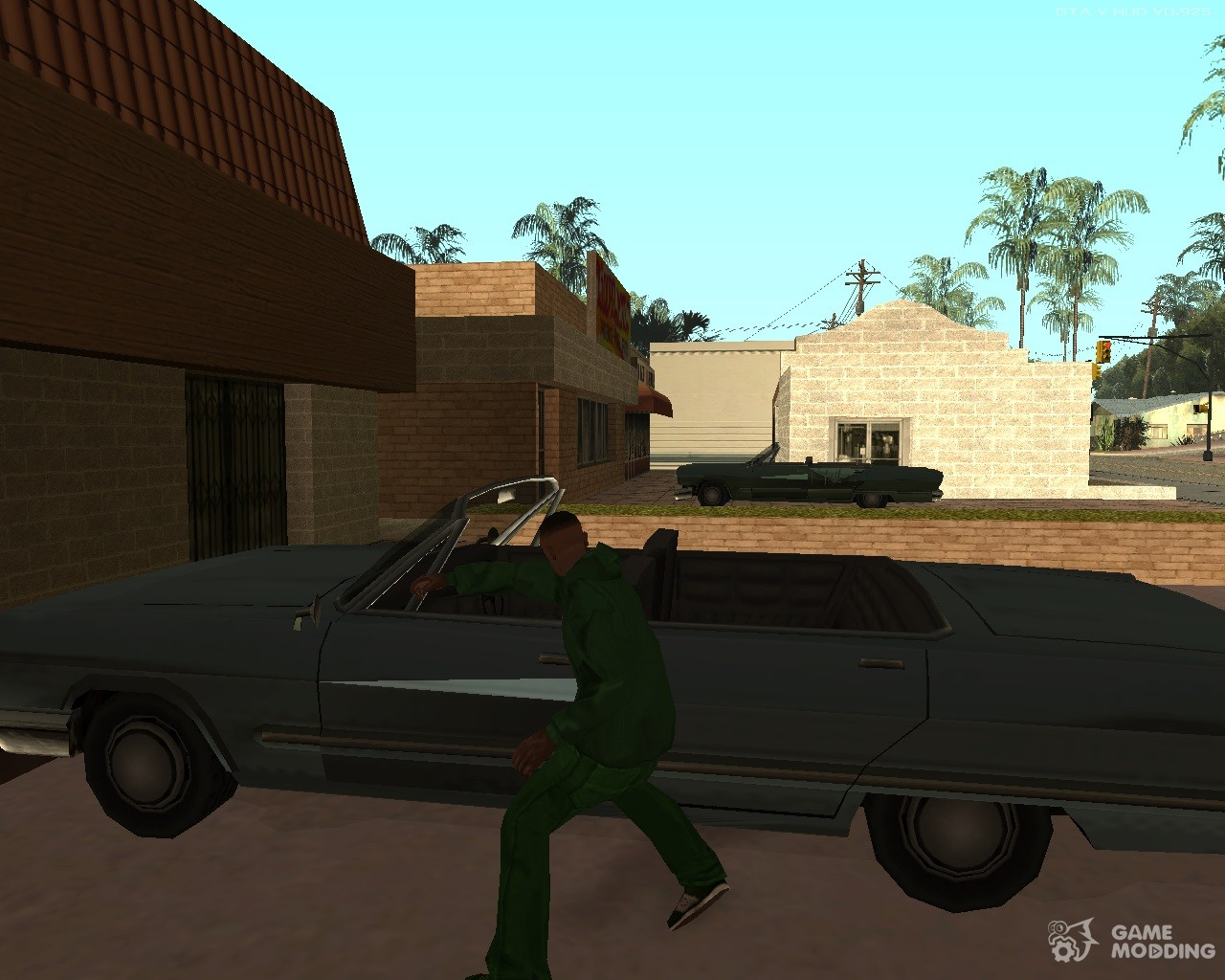 gta 4 how to change weapons in car