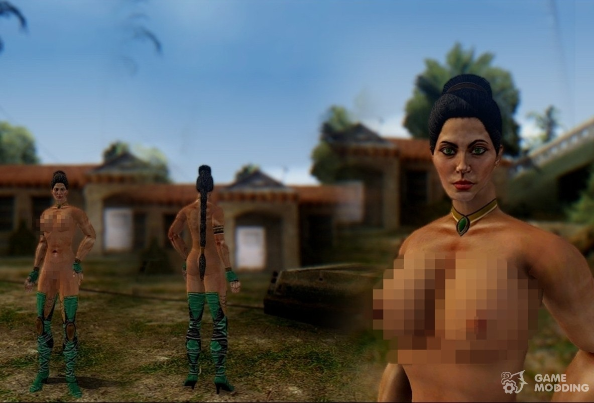 from Nickolas are nude girls in gta san andreas