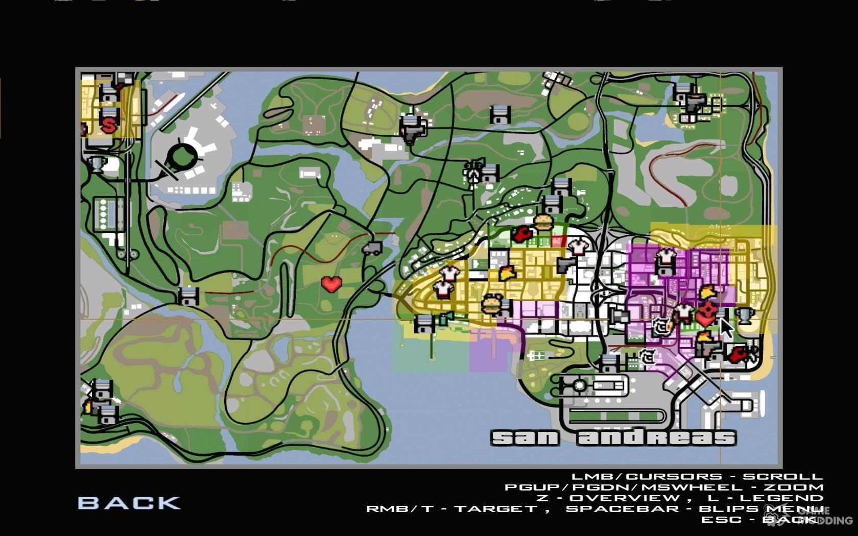 Gta 4 Gun Shop Locations Gun shop on Grove for ...