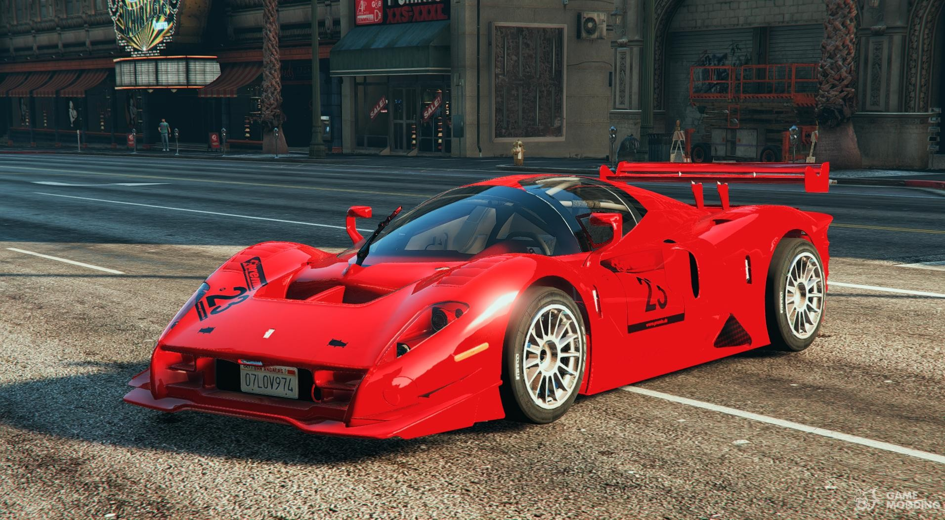 p 4-5 2011 for gta 5