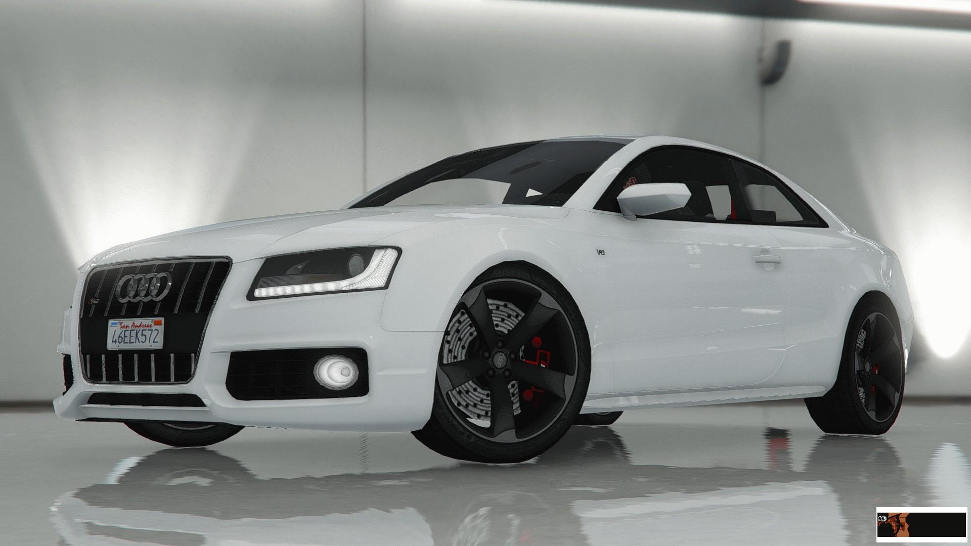 S For GTA - Audi car gta 5