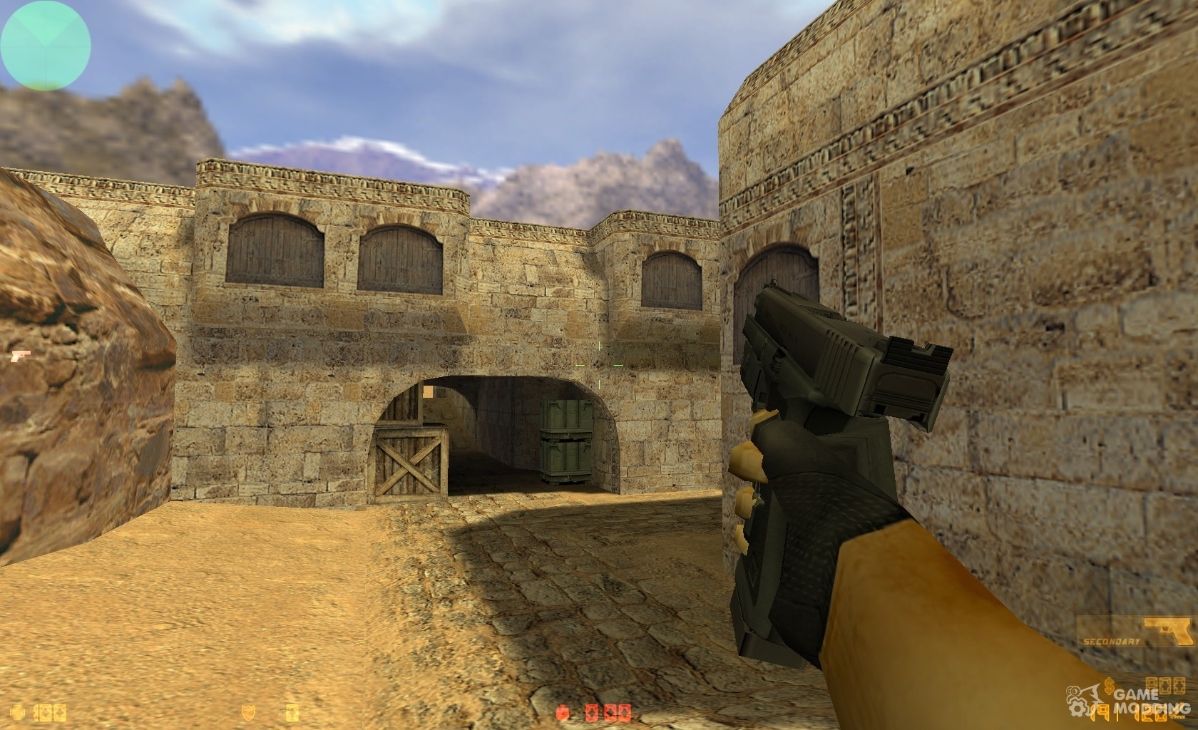 Glock 17 For Counter Strike 16