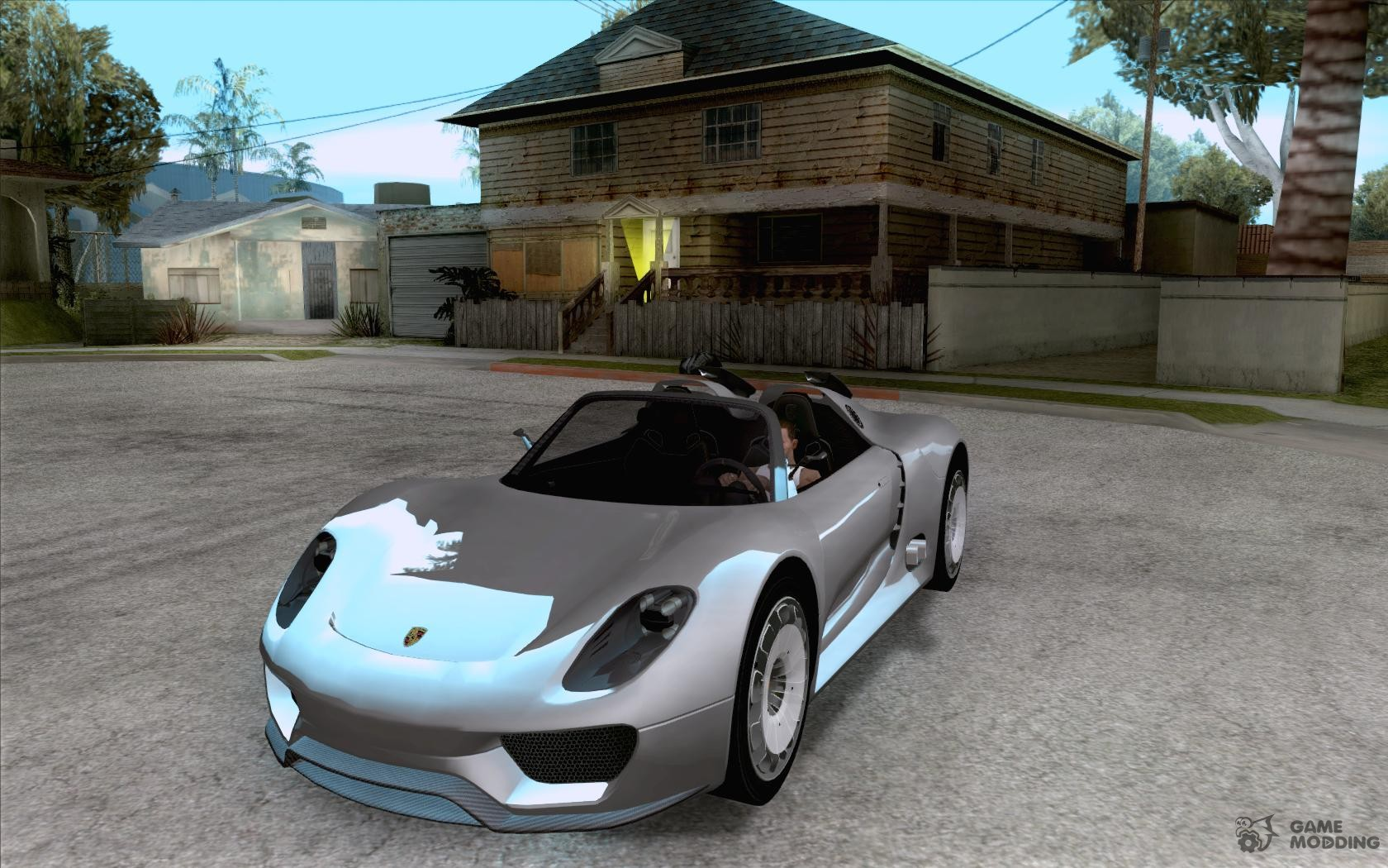 porsche 918 spyder for gta san andreas. Black Bedroom Furniture Sets. Home Design Ideas