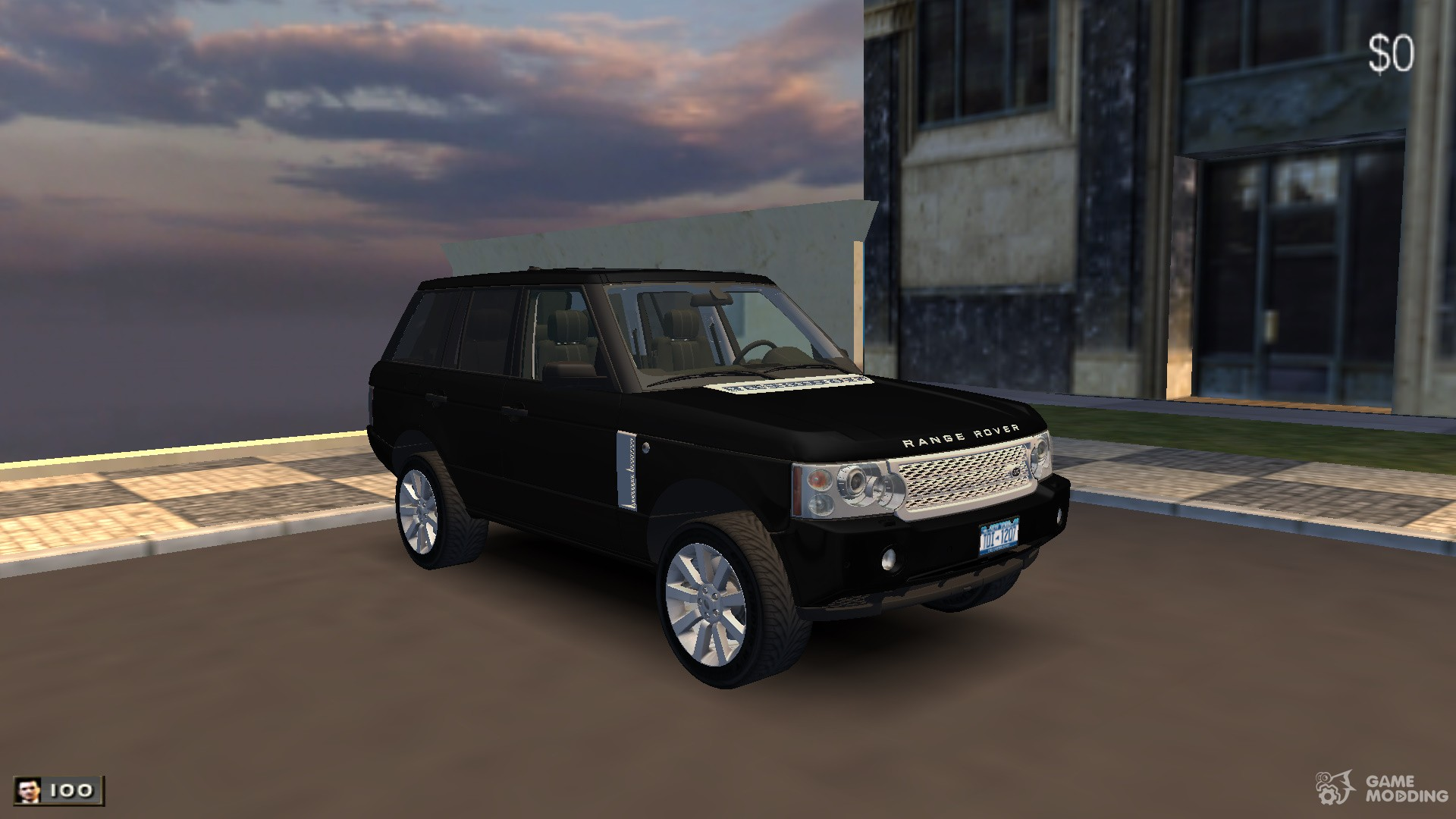 range rover supercharged for mafia the city of lost heaven. Black Bedroom Furniture Sets. Home Design Ideas