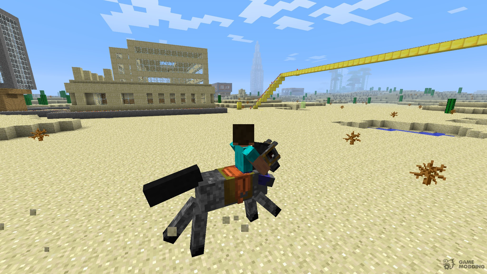 Simply Horses Mod 1 5 2 for Minecraft