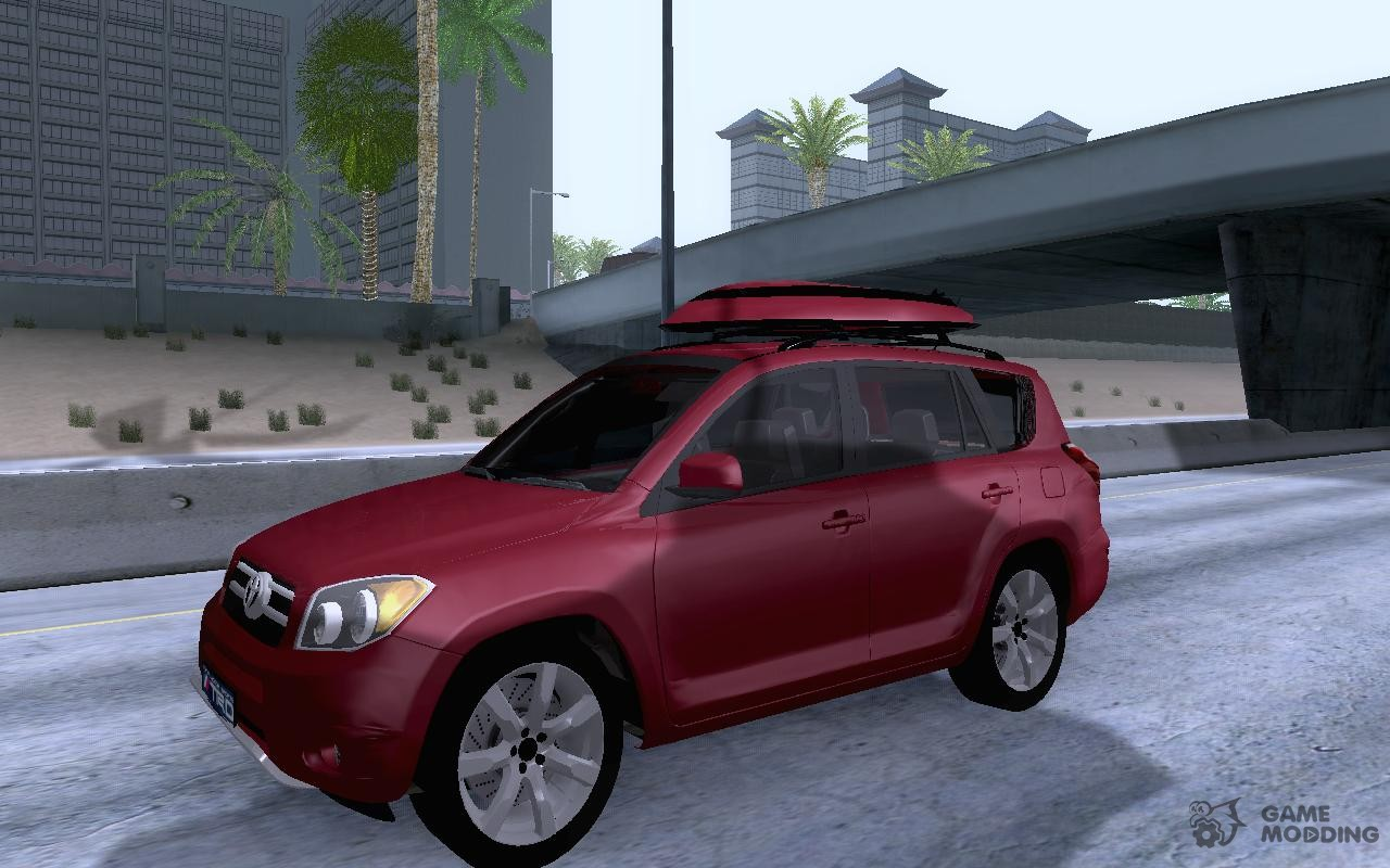 toyota rav4 2009 for gta san andreas. Black Bedroom Furniture Sets. Home Design Ideas