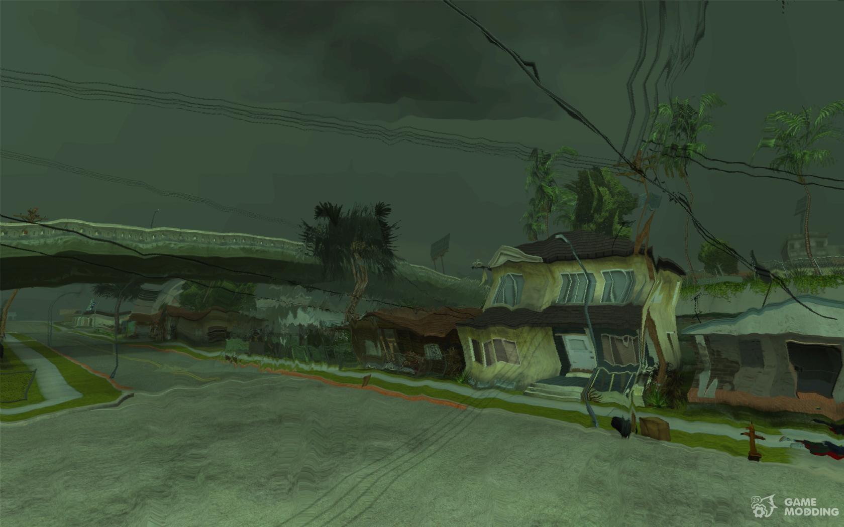 Скачать мод цунами для gta san andreas