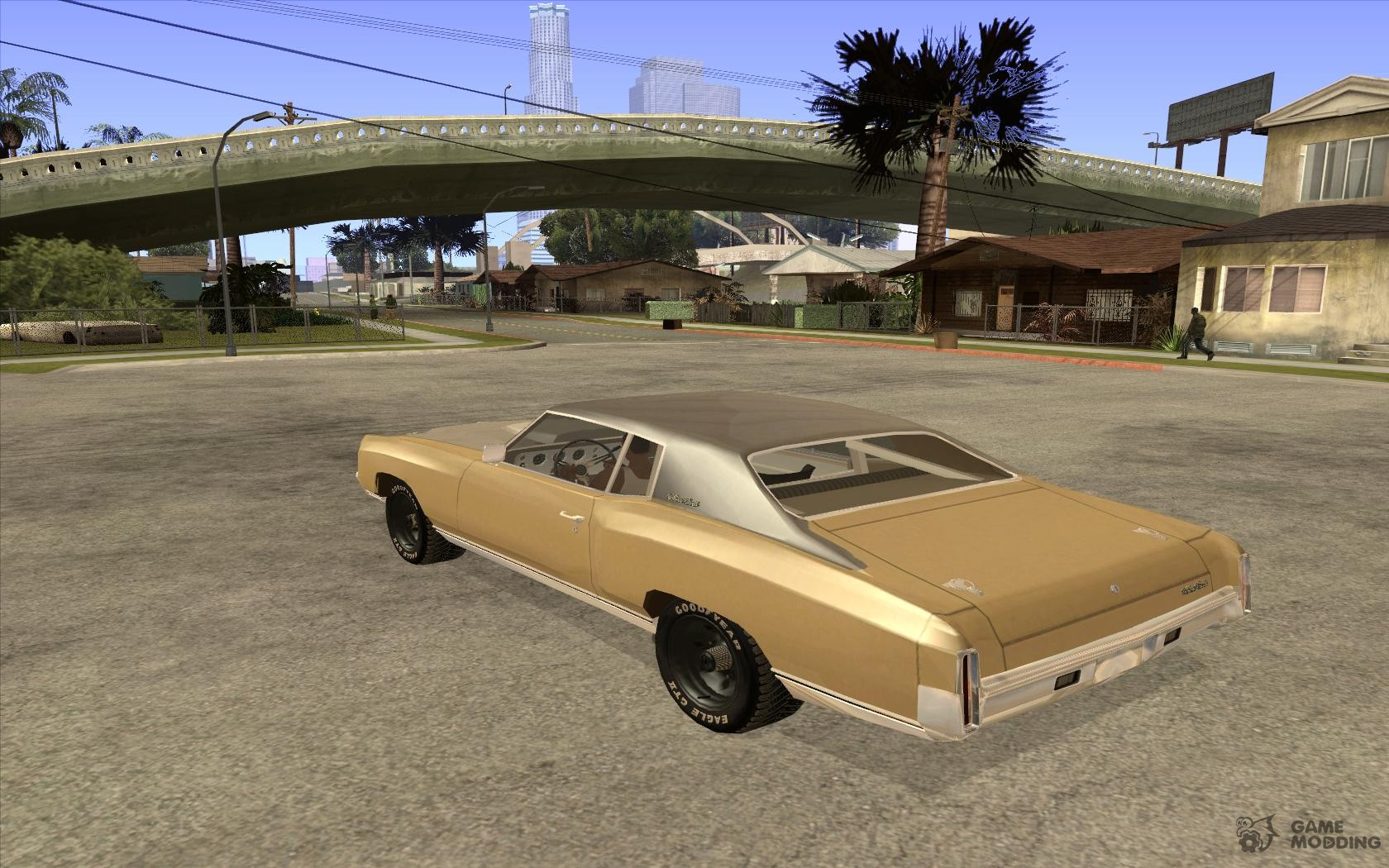 Chevy Monte Carlo [The Fast And The Furious 3 Tokyo Drift] For GTA