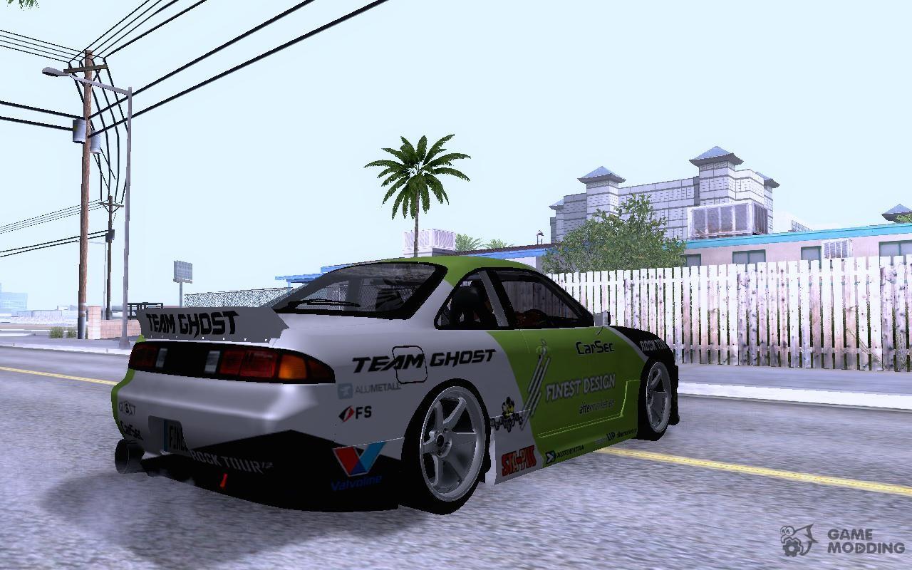 Nissan S14A Team Ghost for GTA San Andreas