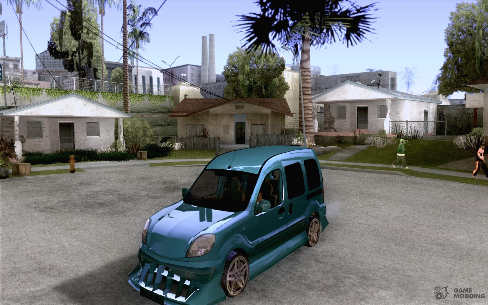 renault kangoo car tuning for gta san andreas. Black Bedroom Furniture Sets. Home Design Ideas
