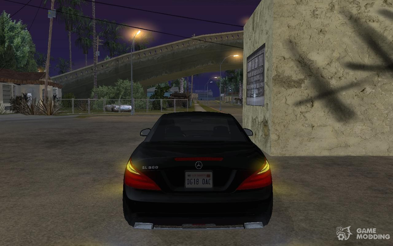 Improved Vehicle Features v2.0.2 (IVF) for GTA San Andreas left view & Improved Vehicle Features v2.0.2 (IVF) for GTA San Andreas azcodes.com