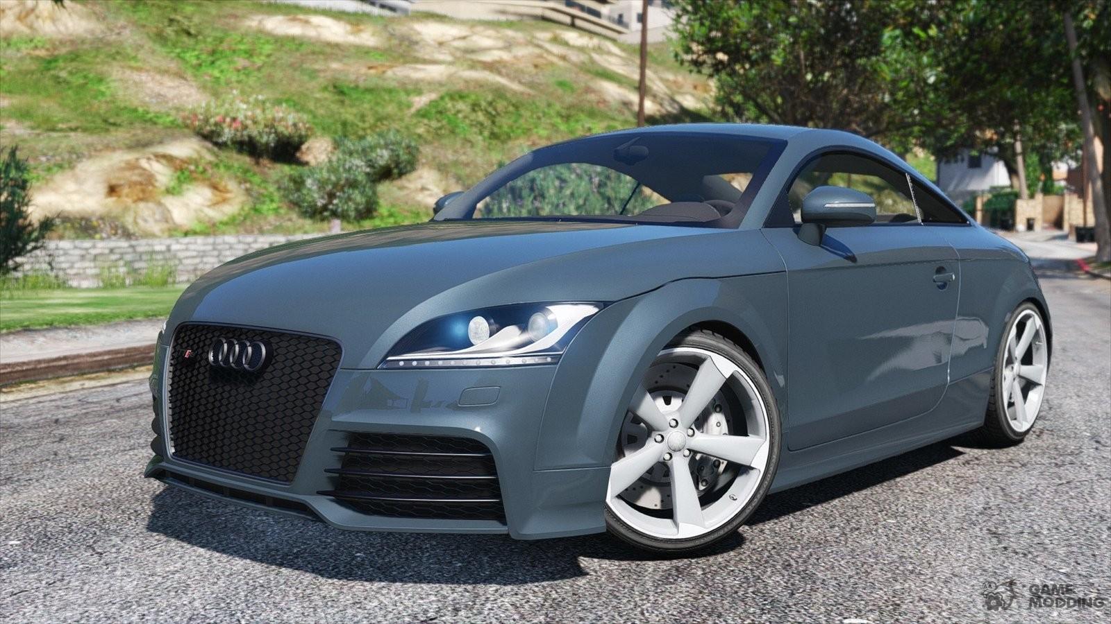 Audi Tt Rs Game: Audi TT RS 2013 V1 For GTA 5