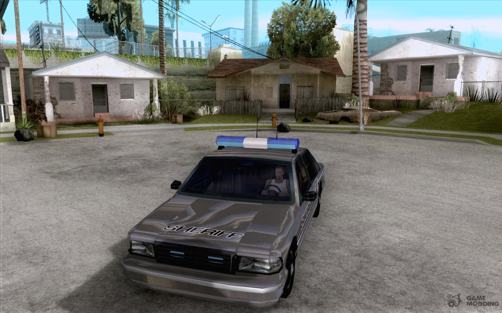 Lumpkin County Sheriffs Office for GTA San Andreas