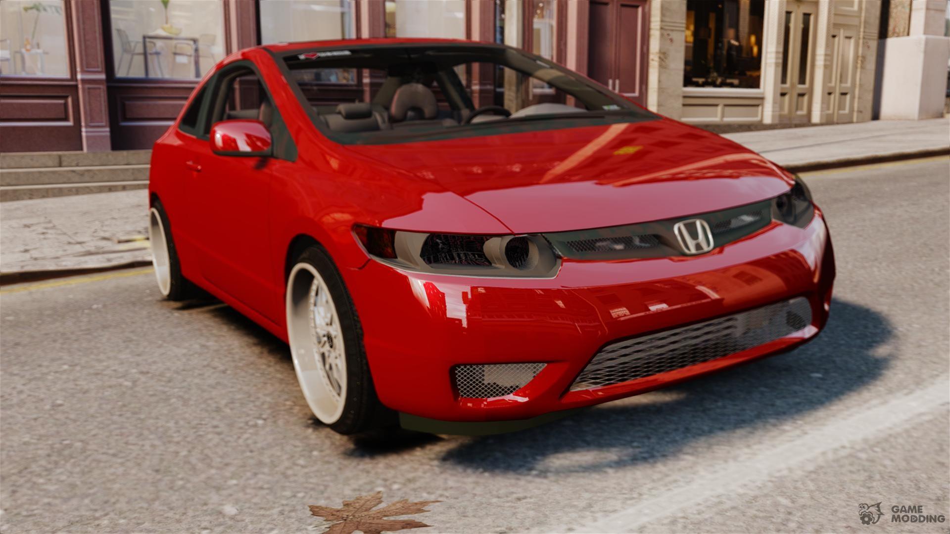 Honda Civic tranny en gta