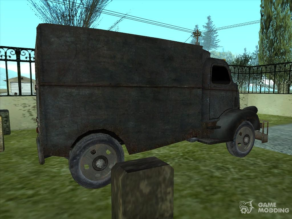 Chevrolet Coe 1941 Ide Dimage De Voiture 1942 Chevy Truck From The Movie Jeepers Creepers For