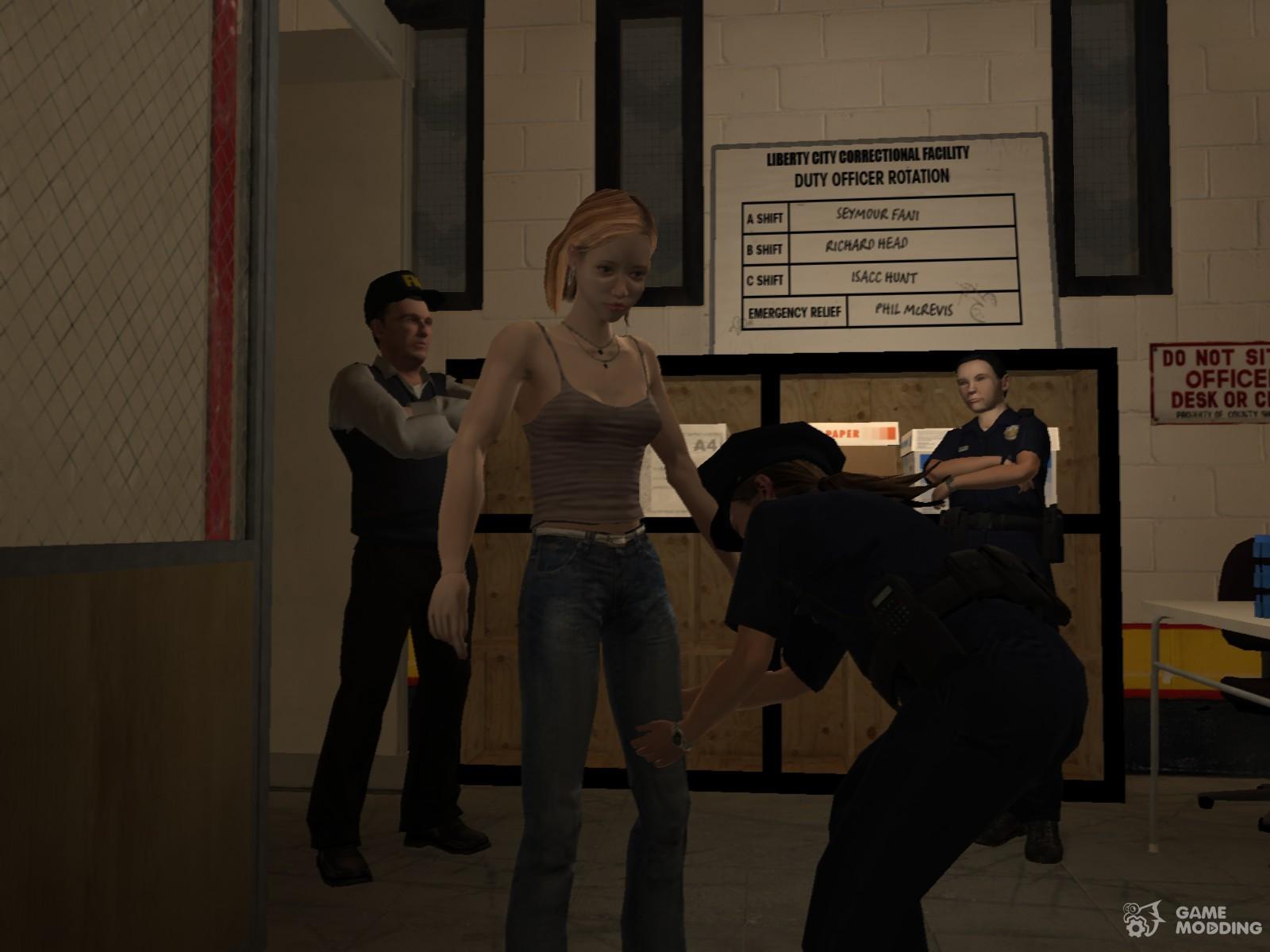 Полицейский мод для гта 4 скачать