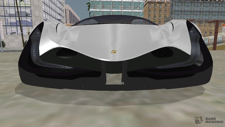 Car Simulator Games >> GTA 5 Principe Deveste Eight for GTA San Andreas
