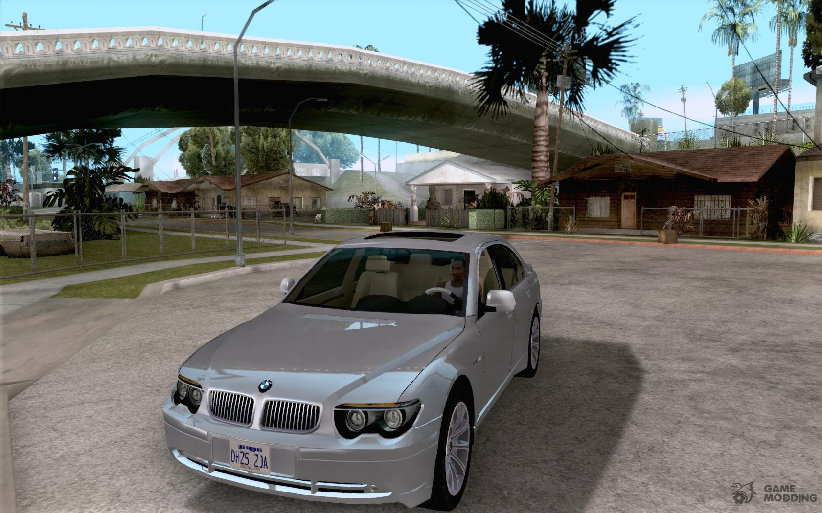 2002 BMW 760I for GTA San Andreas