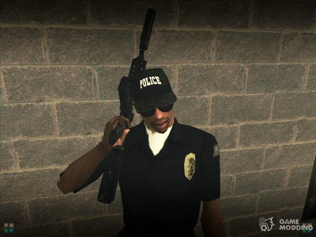 скачать мод на гта сан андреас на одежду полицейского - фото 3