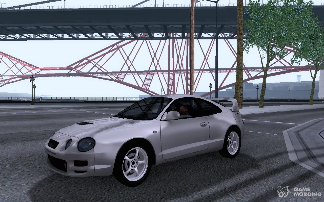 toyota celica gt four 1994 for gta san andreas. Black Bedroom Furniture Sets. Home Design Ideas