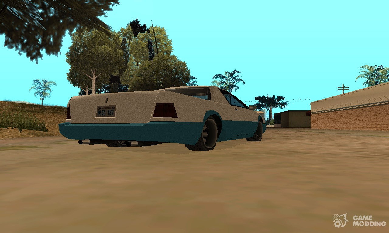 Stratum Pickup for GTA San Andreas