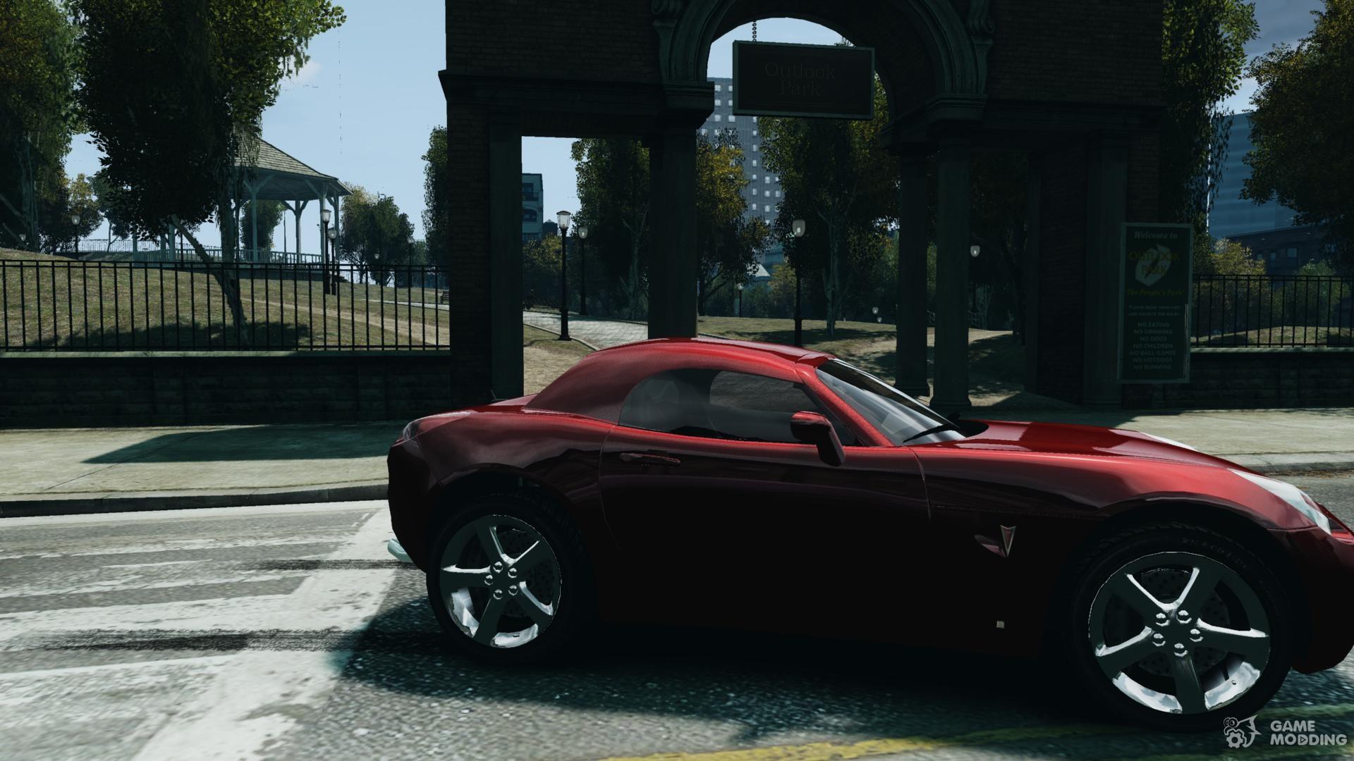 Pontiac Solstice for GTA 4