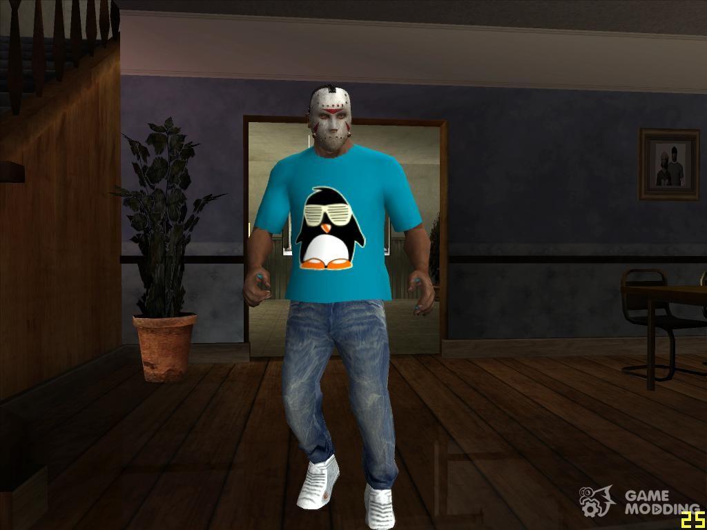 Clothing For GTA San Andreas
