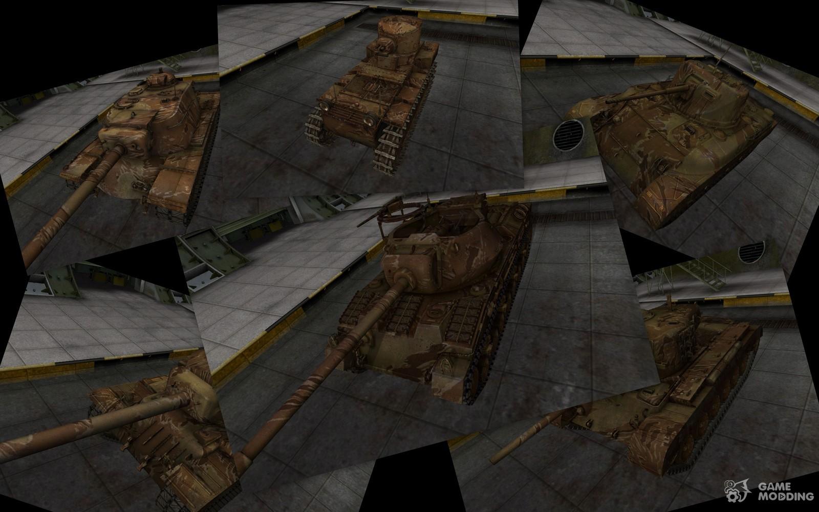 mod пак для world of tanks
