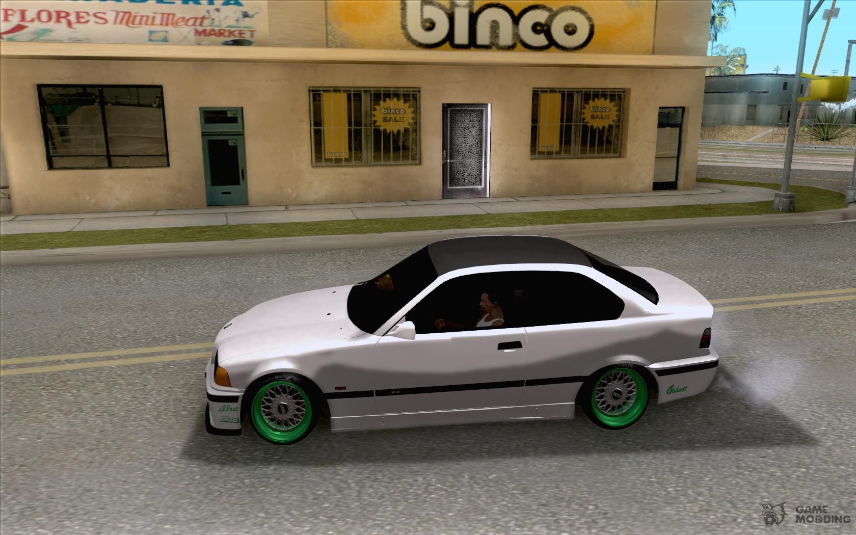 bmw e36 car tuning for gta san andreas. Black Bedroom Furniture Sets. Home Design Ideas