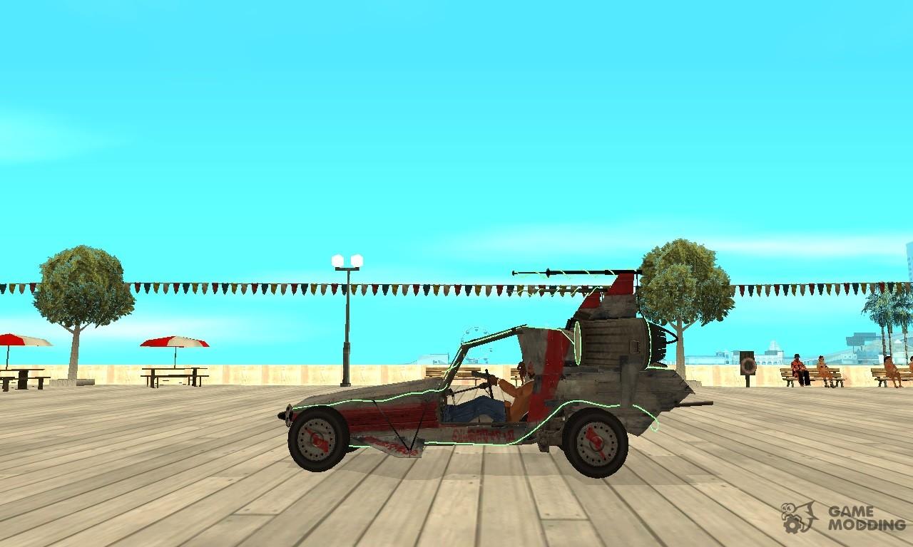 BF Space Docker GTA V for GTA San Andreas