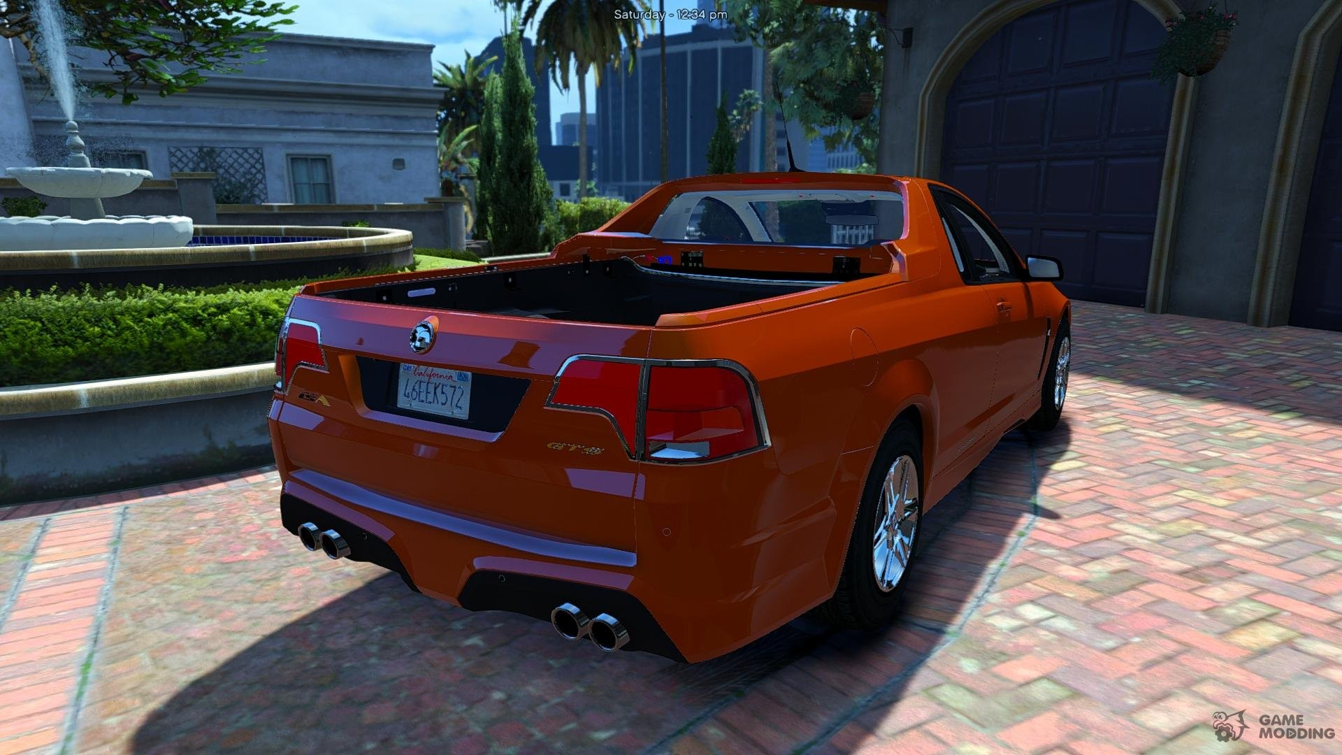 hsv limited edition gts maloo 1 1 for gta 5. Black Bedroom Furniture Sets. Home Design Ideas