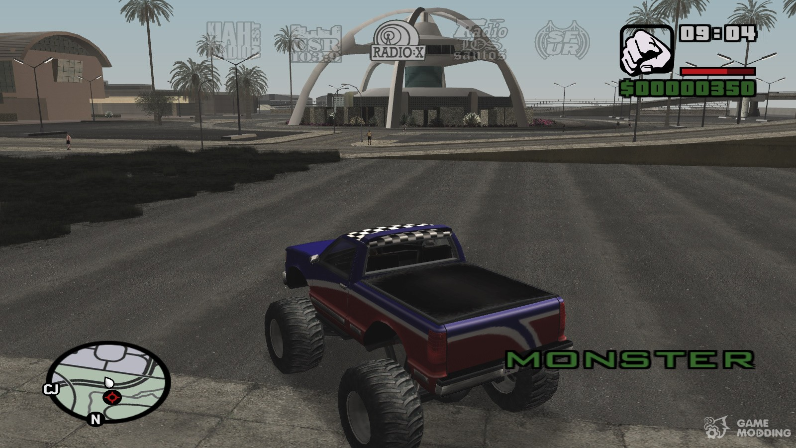 hq textures  plugins and graphics from gta iv for gta san andreas