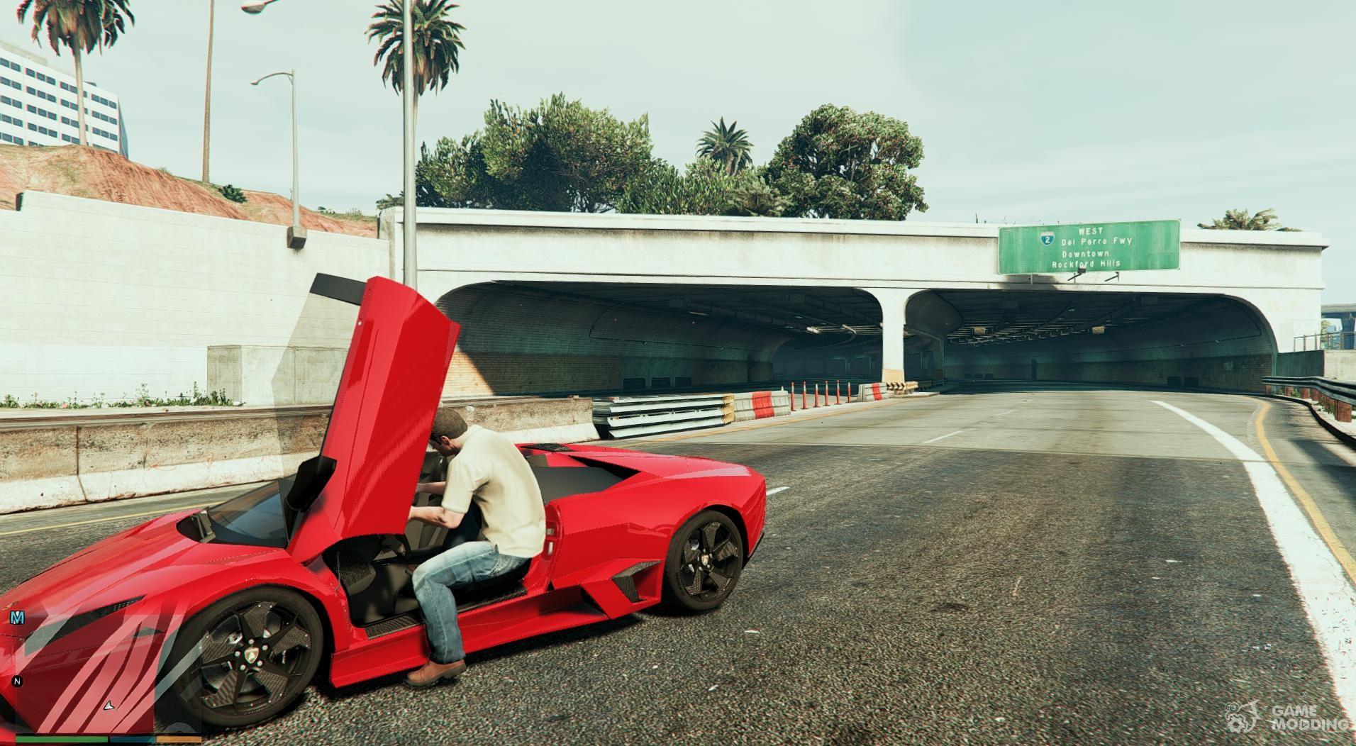 Mafia 2 new style for cars