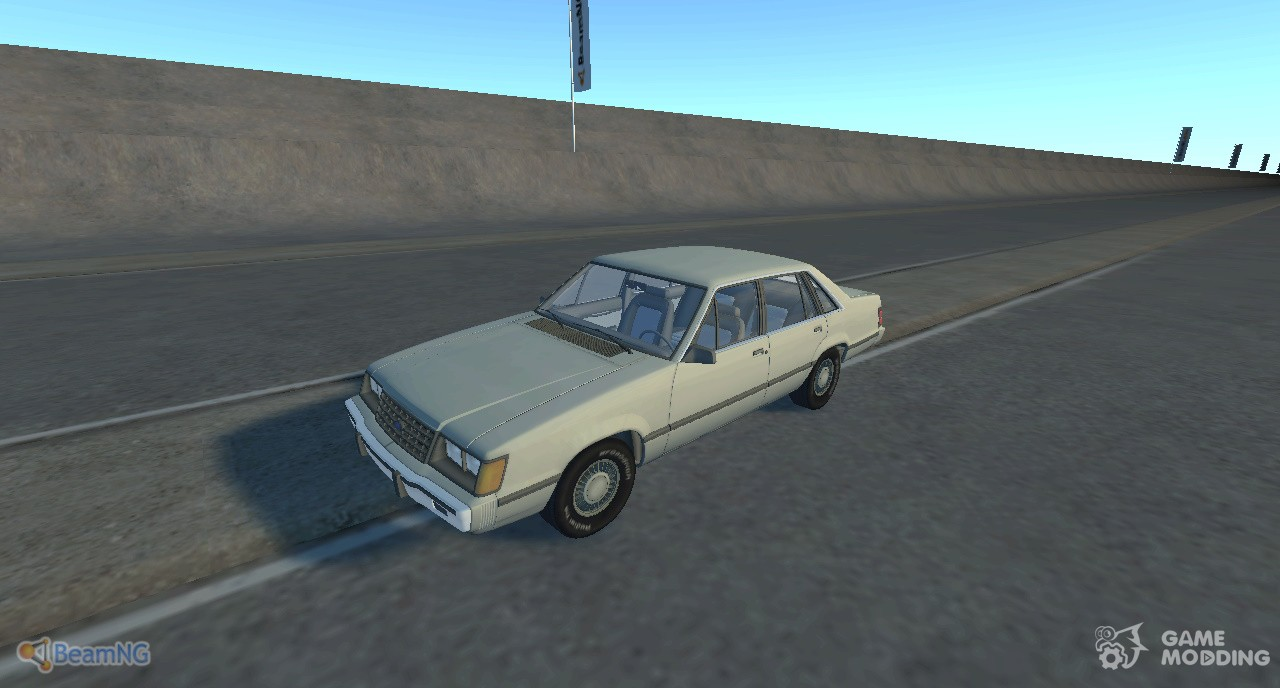 Ford LTD 1968 for BeamNG.Drive