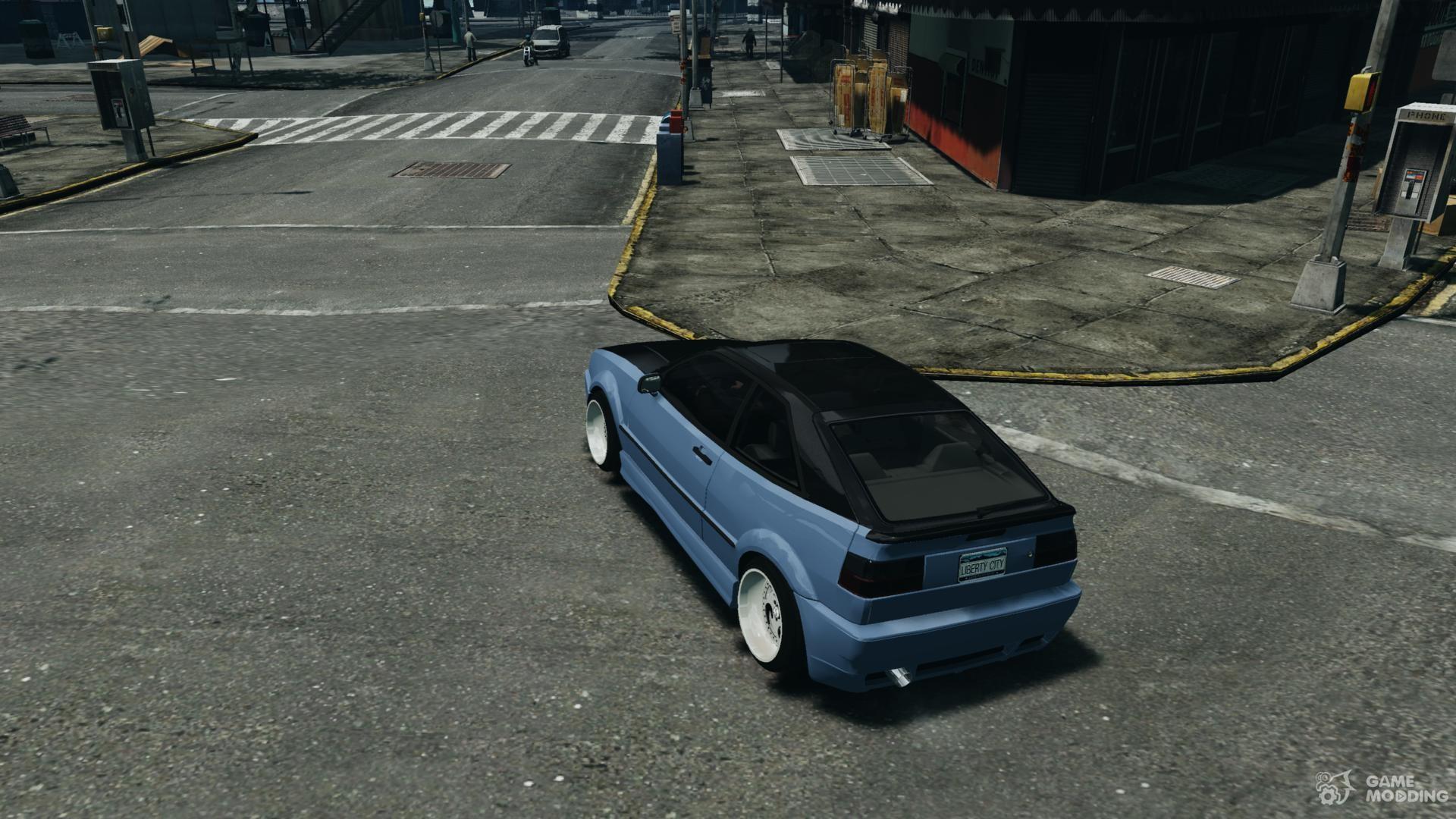 volkswagen corrado  gta