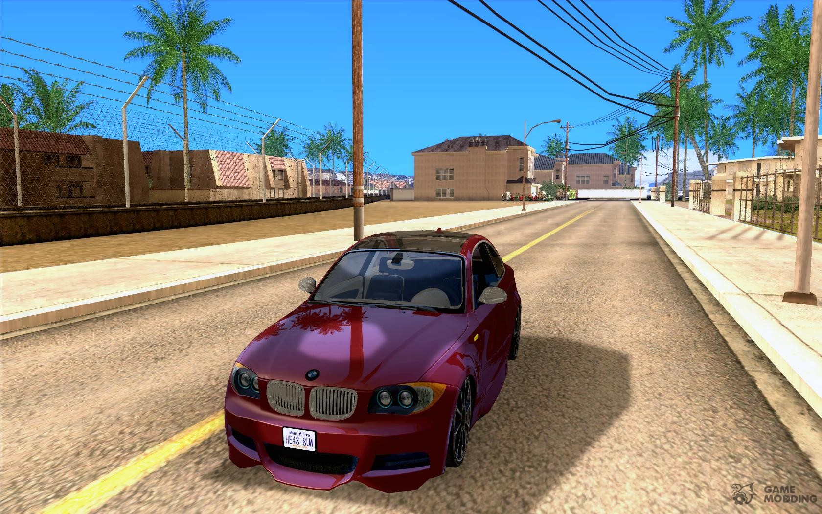 bmw 135i coupe custom for gta san andreas. Black Bedroom Furniture Sets. Home Design Ideas