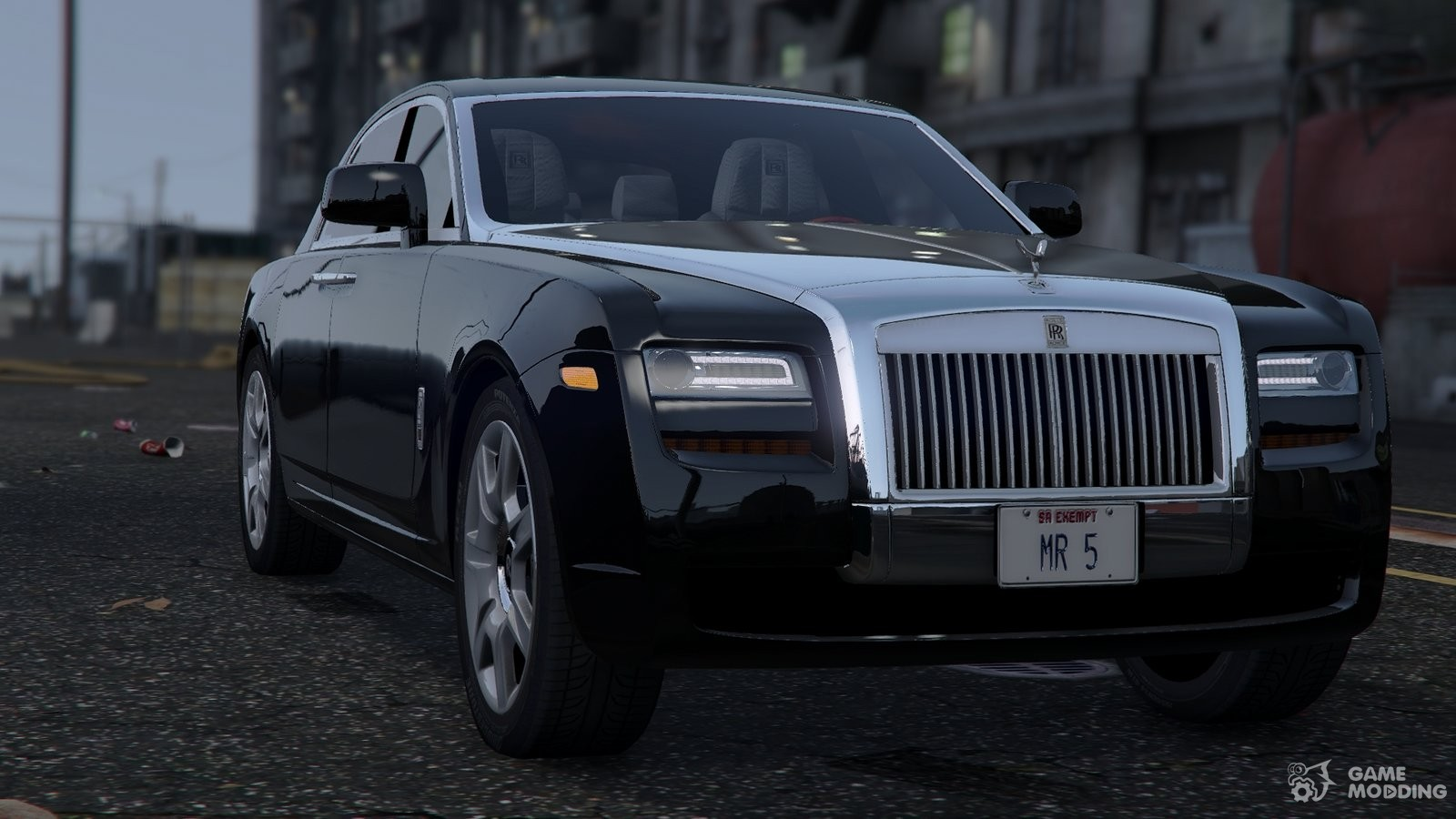 Enus Super Diamond Replace For GTA 5
