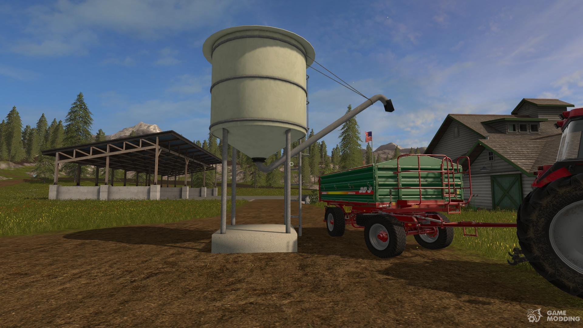 Buying of crops for Farming Simulator 2017 for Farming