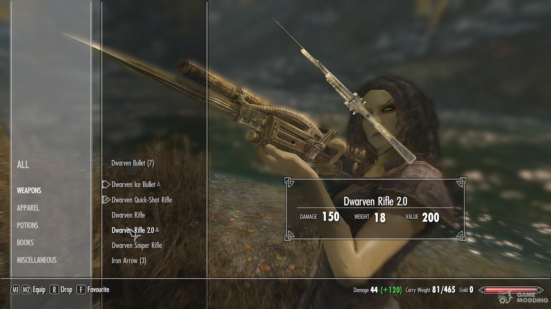 Improved Crafting Mod Skyrim