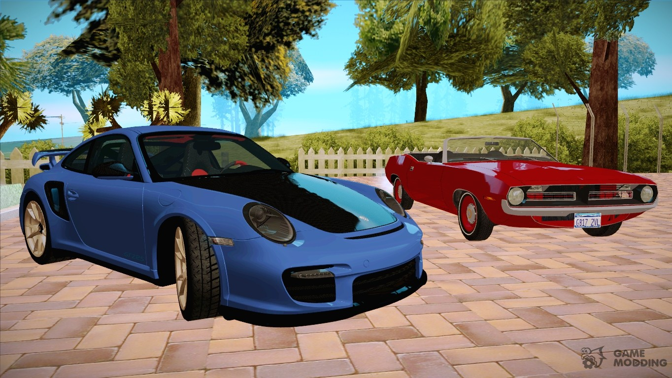 Real Prototypes Car Pack mod for Grand Theft Auto San Andreas - Mod DB